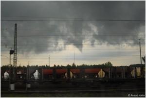 20090812_StolbergHbf_tiefhaengendeRegenwolken
