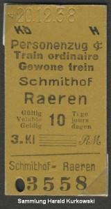 19381220_Fahrkarte_Schmithof_Raeren