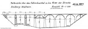1959_Bauzeichnung_Falkenbachbruecke