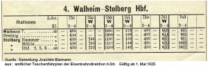 Blog_Fahrplan_1925_Walheim_Stolberg_Quelle_Joachim_Biemann_F