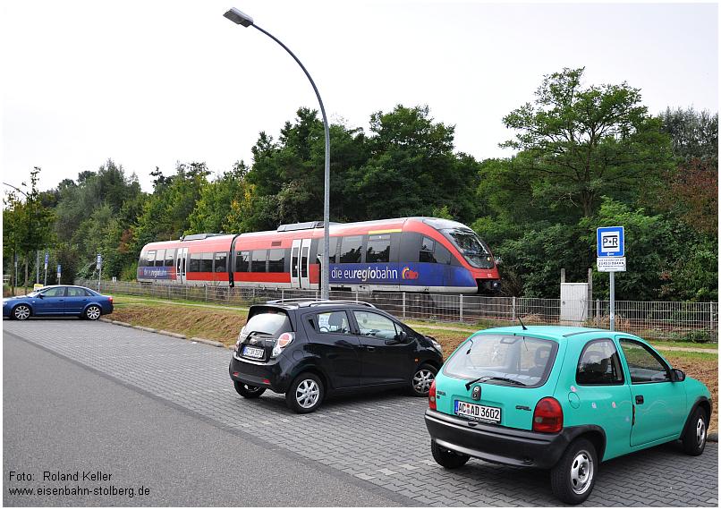 Fototagebuch 9 2012 Eisenbahn In Stolberg