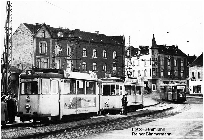 Fotosammlung Zur Linie 22 Eilendorf Markt Atsch Dreieck