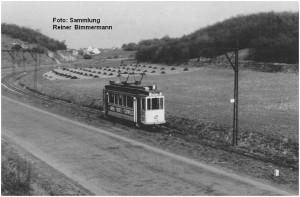 1955_zw_Vicht_u_Mausbach_Linie_18_E_Wagen_Foto_vonRohr_Slg_Reiner_Bimmermann_x1F5_F