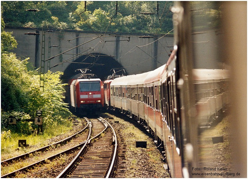 Zug Aachen Köln