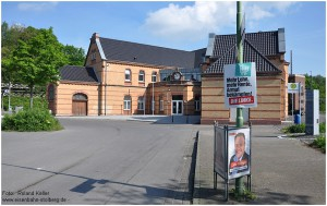 2014_05_04_Stolberg_Hbf_Vorplatz_Wahlplakate_x1_F