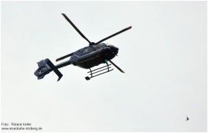 2014_08_03_StolbergHbf_Bundespolizei_Hubschrauber_Streckenkontrolle_x7_F