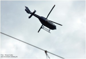 2014_08_03_StolbergHbf_Bundespolizei_Hubschrauber_Streckenkontrolle_x8_F