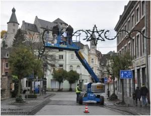 2014_11_15_Stolberg_Burgstrasse_Installation_Weihnachtsbeleuchtung_x3_F