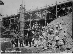 1908_Stolberg_ViaduktRuest_BauzweitesGleis_x1F2_F