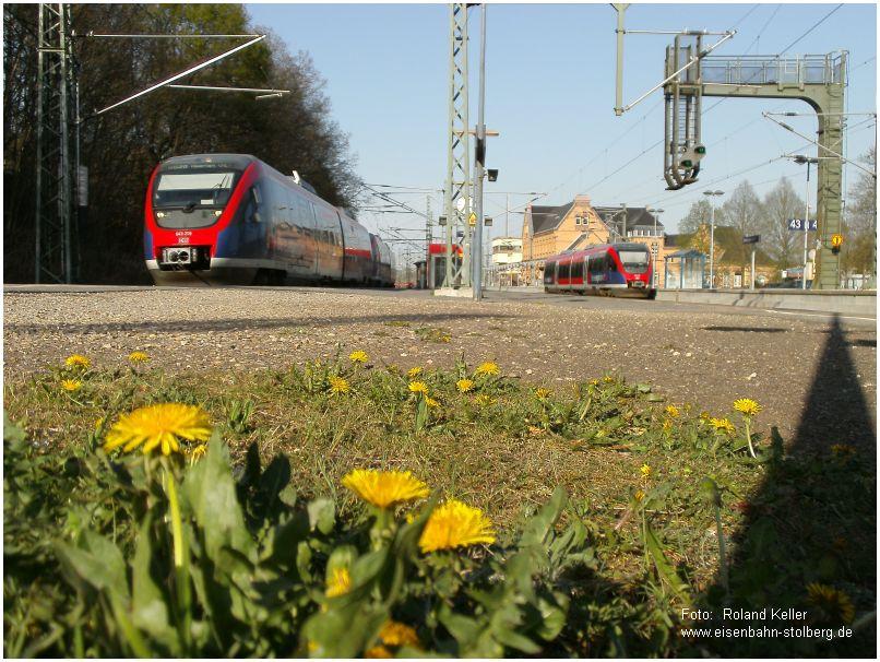 2015_04_21_StolbergHbf_Zusammentreffen_Euregiobahn_x3_F