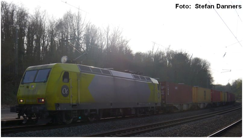 Eschweiler Hbf 145 CL 031 Alpha Trains am 10.04.2015_x5_F