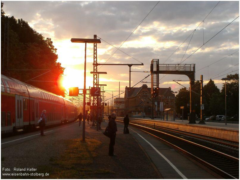 2015_06_11_StolbergHbf_Sonnenaufgang_x2_F