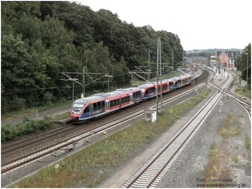2015_07_08_StolbergHbf_3xBR643_Ausfahrt_von_Gl2_x3_F