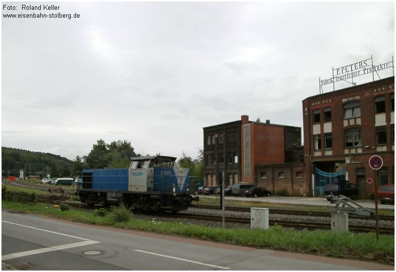 2015_07_14_StolbergHbf_RTB_V105_Ausfahrt_x2_F