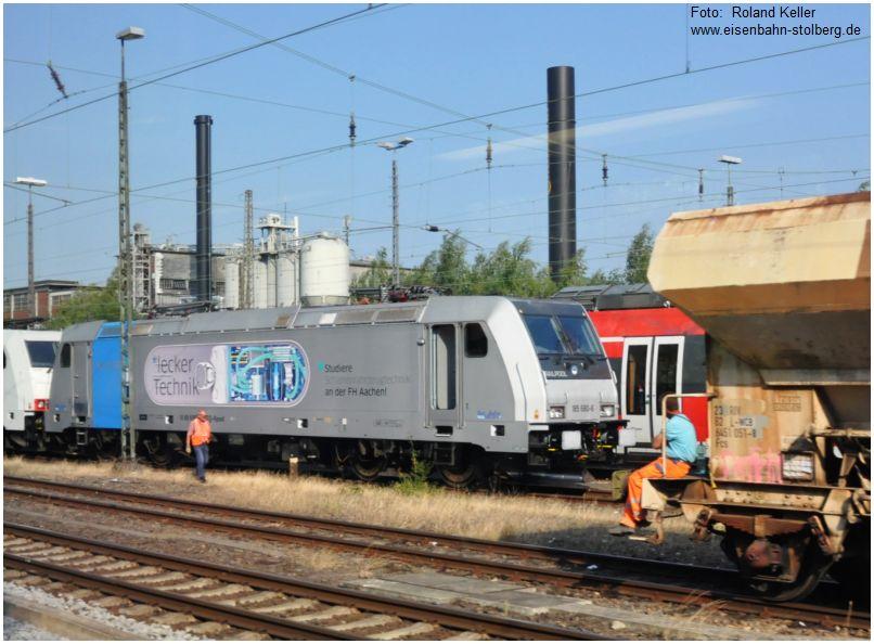 2015_08_07_Bf_Aachen_RotheErde_Railpool_185680_Werbung_FHAachen_x3_F