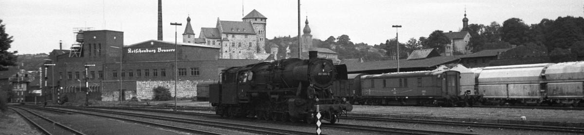 Eisenbahn in Stolberg