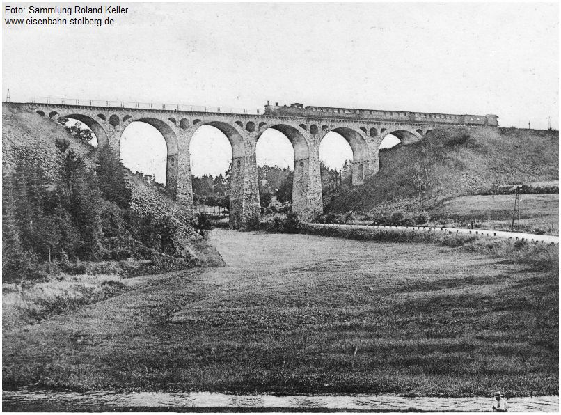 18_nach1922_Buettgenbach_Viadukt_ueber_Warche_BR74_od_BR91_Pz_x1F2_F