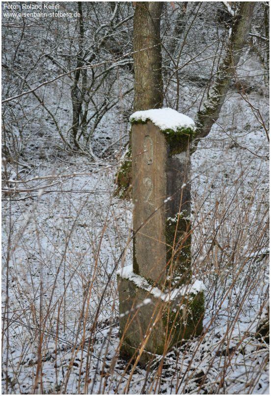 2016_01_17_Stolberg_bei_Bue_Hochwaldweg_Kilometerstein_0Komma_2_n_Wuerselen_x3_F