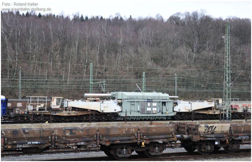 2016_02_13_Stolberg_Hbf_20achsiger_Tragschnabelwagen_Trafotransport_x3_F