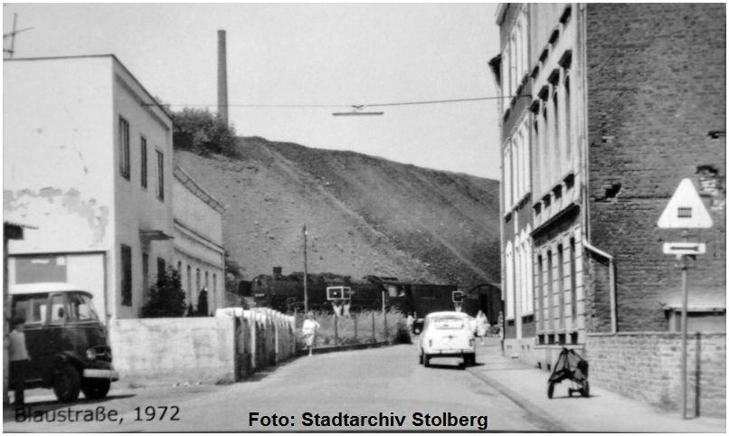 1972_Stolberg_Blaustrasse_BR50_Gz_Einfahrt_Bf_Stolberg_Muehle_x1_F