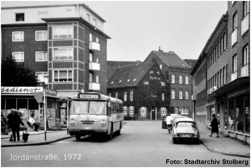 1972_Stolberg_Jordanstrasse_ASEAG_Bus_Buessing_x3_F