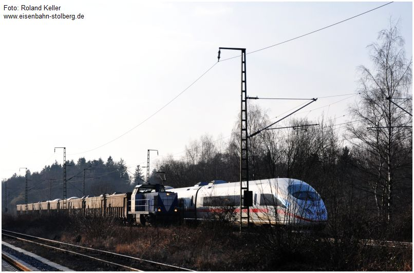 2016_02_29_bei_Stolberg_Hbf_Begegnung_RTB_V107_Erzzug_ICE3_Nr_4604_x3_F