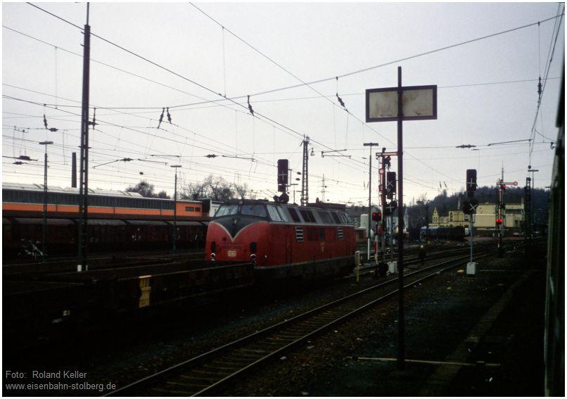1986_03_05_StolbergHbf_221127_Schotterzug_x1F4_F