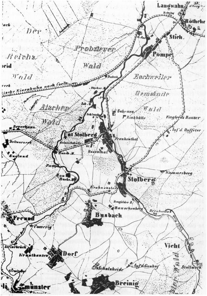 1844_Karte_Stolberg_mit_Rheinischer_Eisenbahn_x1F4_F