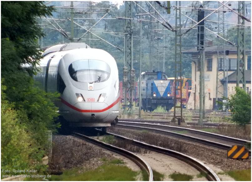 Fototagebuch 82017 Und 92017 Eisenbahn In Stolberg