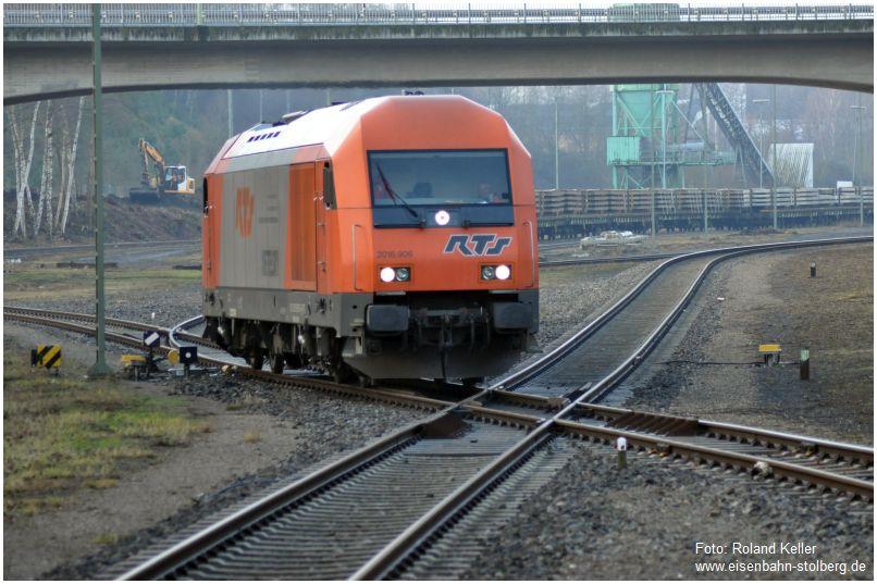 Fototagebuch 122017 Eisenbahn In Stolberg